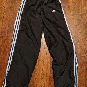 Adidas Classic Black Track pants Size Medium
